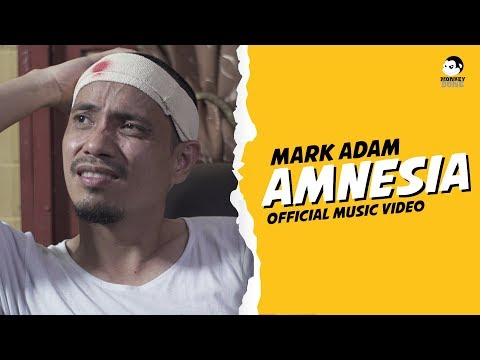 MARK ADAM - Amnesia (Official Music Video)