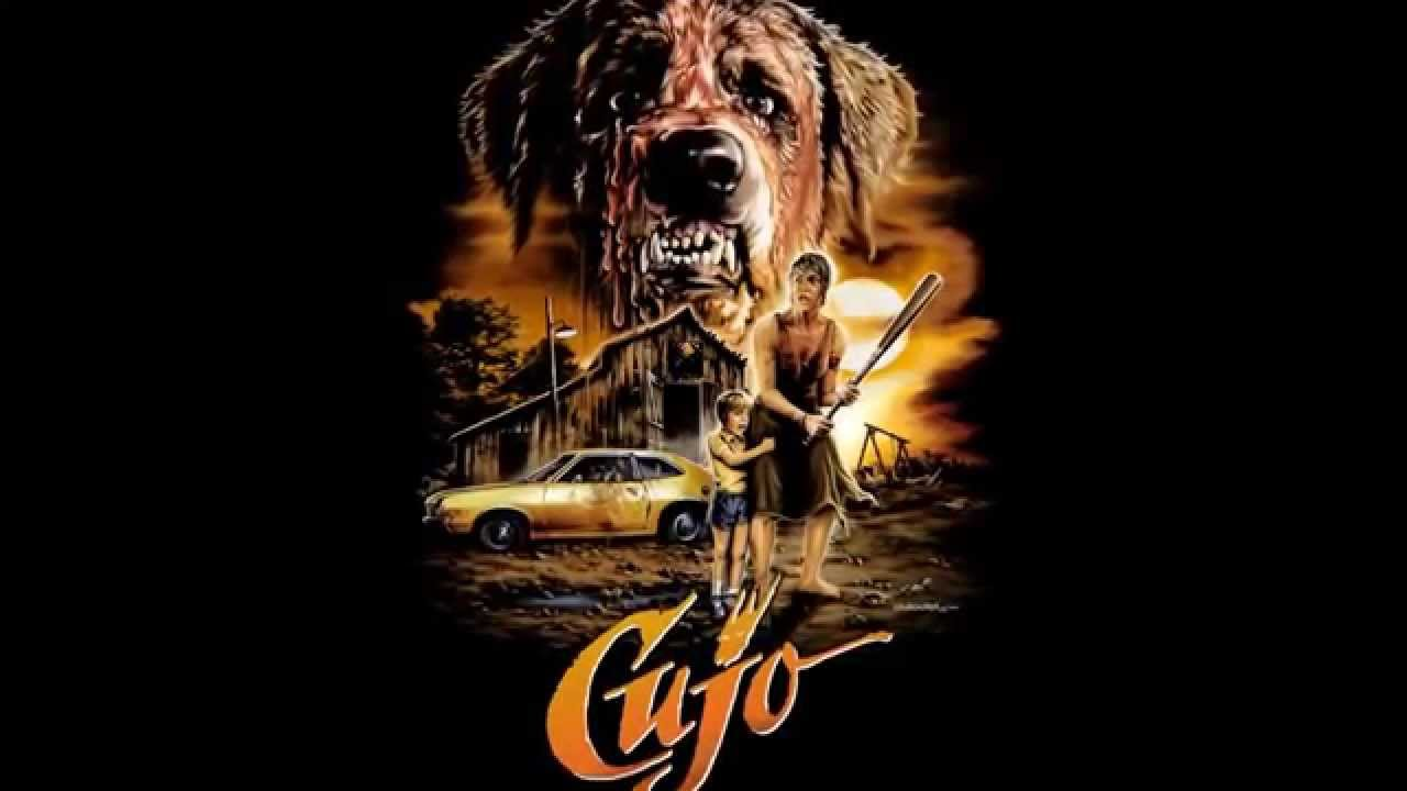 cujo a novel by stephen king youtube. Black Bedroom Furniture Sets. Home Design Ideas