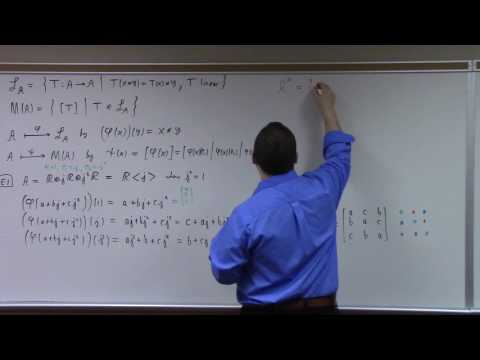 Abstract Algebra II: 3 hyperbolic number fun, finite group reps, 4-24-17
