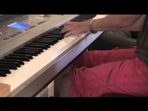 A-ha 'Early Morning' piano cover