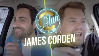 "Carpool Karaoké – Camille Combal & James Corden - ""Ramenez la Coupe à la Maison"" (Vegedream)"