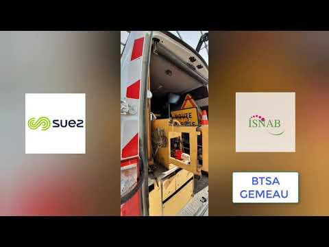 Souriez, vous êtes contrôlés : ITV Suez/Sanitra ISNAB O.Harrouz 2020