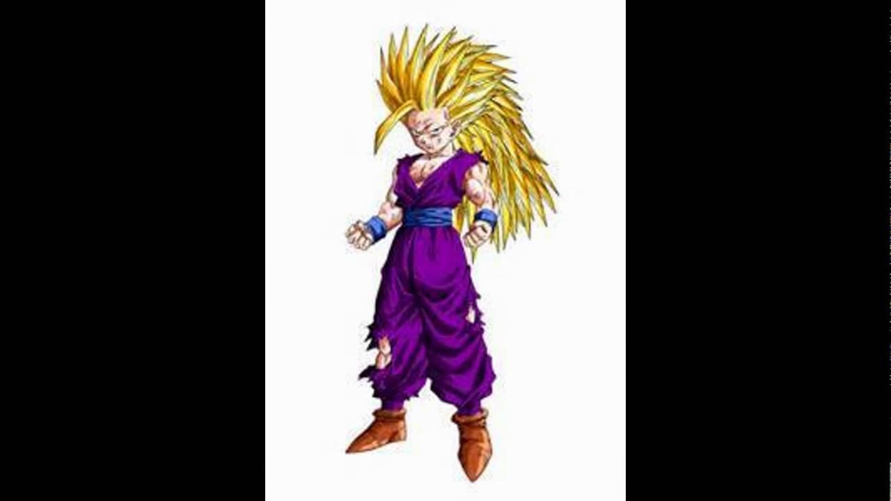 Imagenes De Fases De Goku: Las Mejores Fotos De Dragon Ball Las Fases De Goku Y