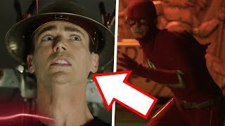 The Flash Season 6 Episode 1 Trailer Breakdown! - The Flash Gets Crisis Visions!
