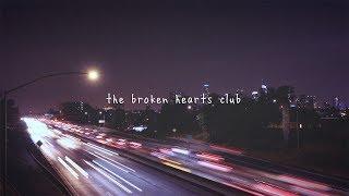 gnash - the broken hearts club (lyric)