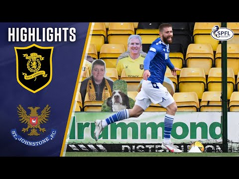 Livingston St. Johnstone Goals And Highlights