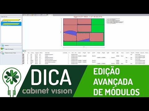 Dica 02 CV | Edição avançada de módulos