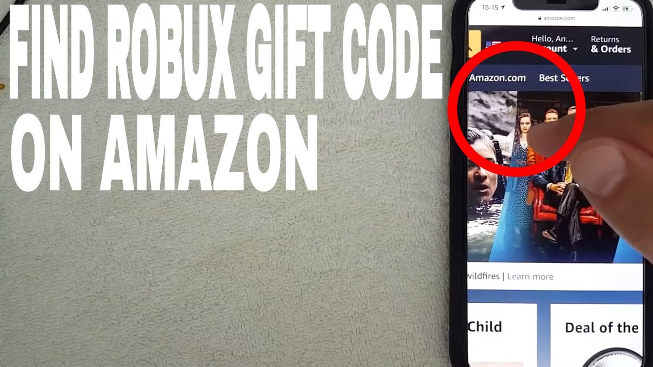 ✓ How To Find Robux Roblox Gift Card Code Purchased On Amazon