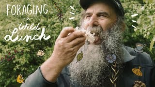 Foraging a Wild Lunch | The Salt | NPR