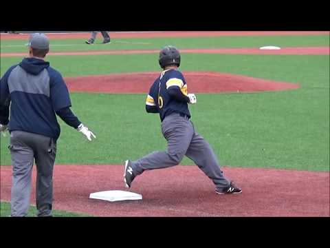2019 Quinnipiac University Baseball At Boston College GAME 1  102118