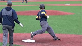 2019 Quinnipiac University Baseball at Boston College GAME 1  102118
