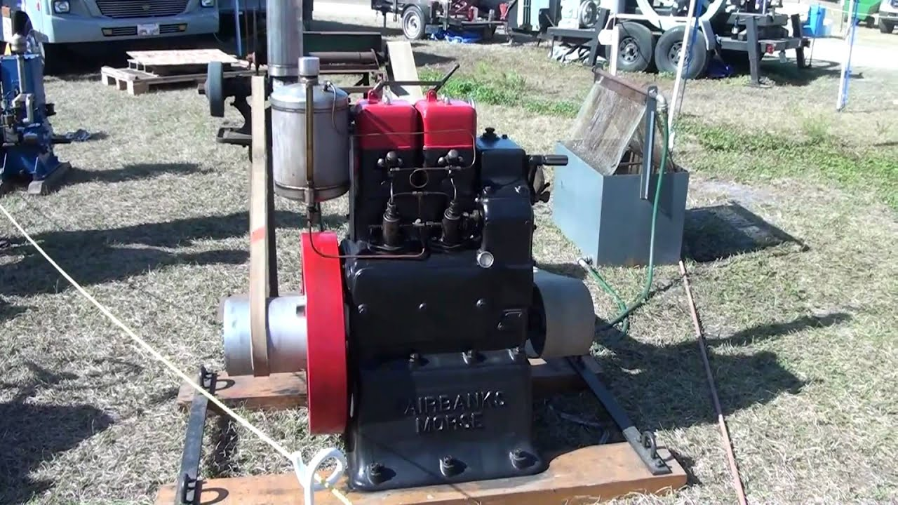 Fairbanks Morse Diesel 20hp Model 36A
