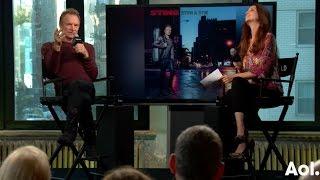 Скачать Sting Discusses His Album 57th 9th BUILD Series