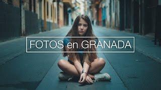 DÍA DE FOTOS EN GRANADA