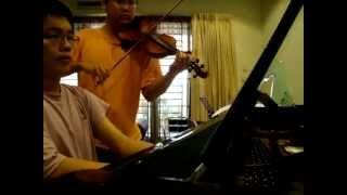 Princess Mononoke 幽灵公主 宫崎骏 [Violin]