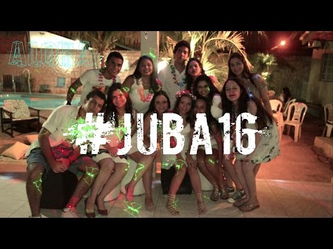 Luau #juba16 | Julia Ferreira