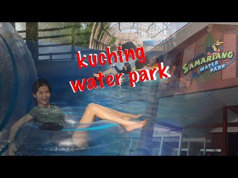 Sarawak Kuching-Borneo Samariang water park