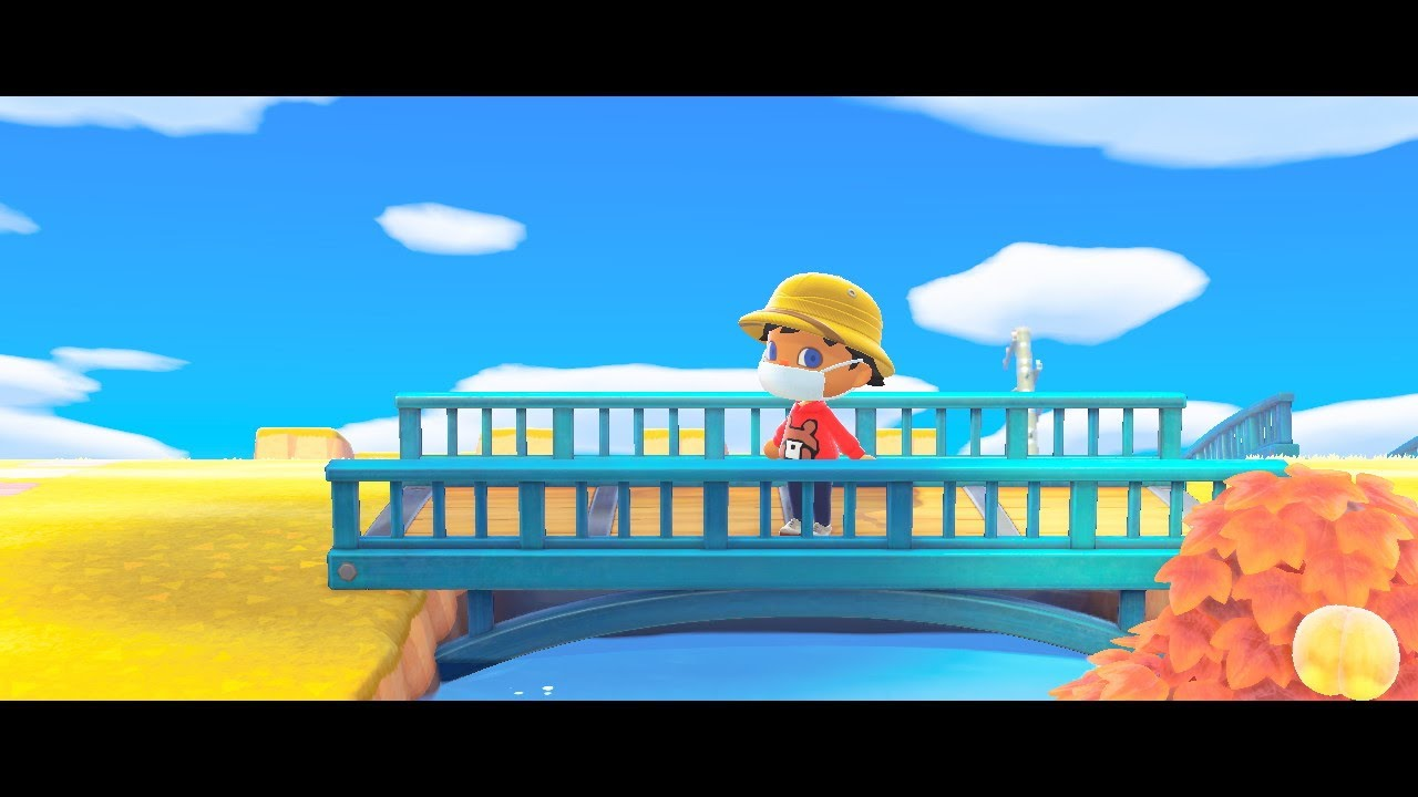 あつ森 二段目 橋