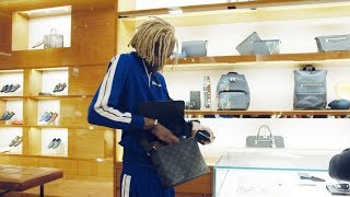 A Day In Los Angeles With Yung Bans