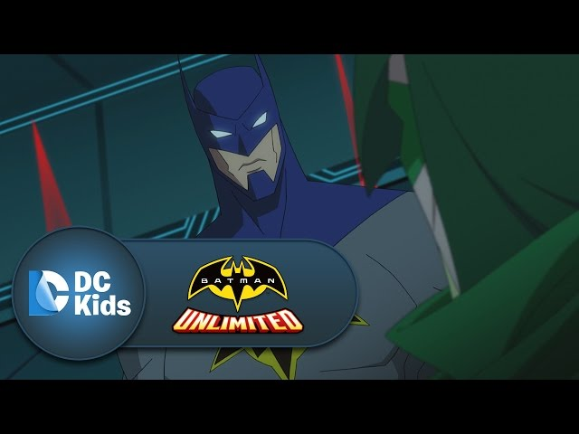 Super Hero Training Battle | Batman Unlimited | DC Kids