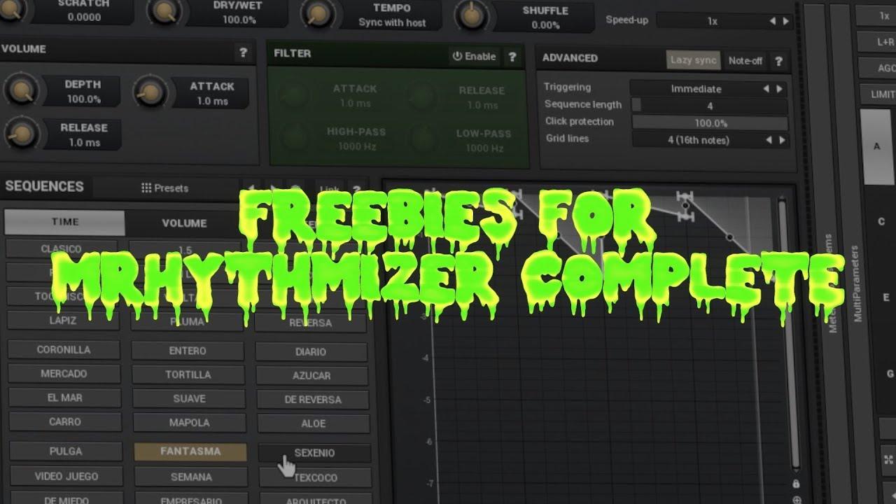 vst plugin gross beat free