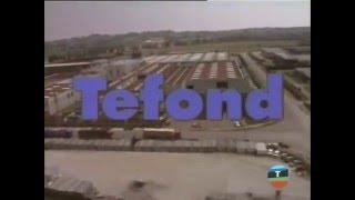 TEFOND. Монтаж гидроизоляции ТЕФОНД