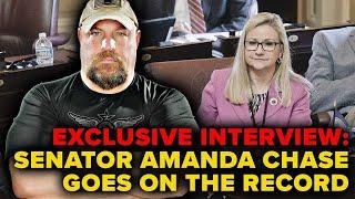 EXCLUSIVE!!! Douglas Interviews Senator Amanda Chase