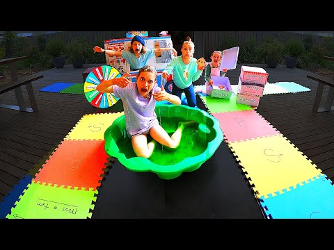 GIANT BOARD GAME Challenge For $1000
