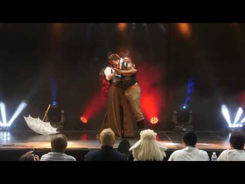 related image - Festival Mangalaxy 2016 - Concours Cosplay Dimanche - 12 - Steampunk