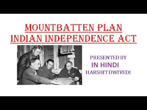 independence act 1947