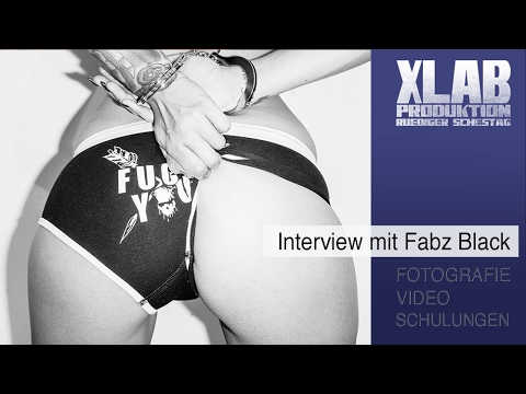 Interview mit FABz Black Photography