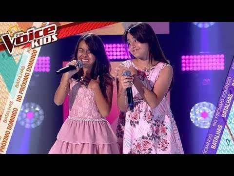 Isabella e Rachel - Bilionario  The voice kids 2019