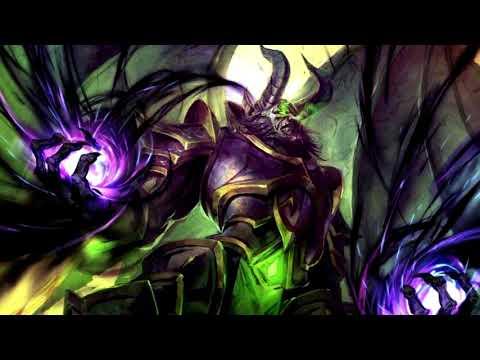World of Warcraft 7.3 - реплики Вариматаса