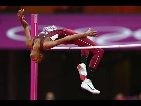 2013莫斯科世界田徑錦標賽跳高2_MUTAZ ESSA BARSHIM挑戰2米44奪得銀牌(20130816)