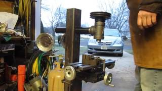 A Real Homemade Milling Machine? ~Sneak Preview~