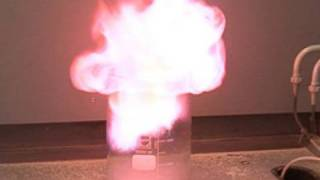 Fire Water - Periodic Table of Videos