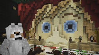 Minecraft Xbox | Hide & Seek - Inside Out Movie
