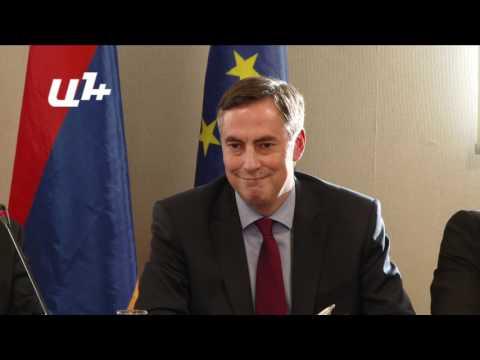 Հայաստանը ցանկանում է ԵՄ հետ նոր Համաձայնագիրն ստորագրել մինչև նոյեմբեր