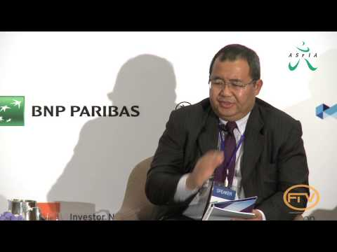 Irfa Ampri, Indonesia | First Global Investor Forum on Climate Change