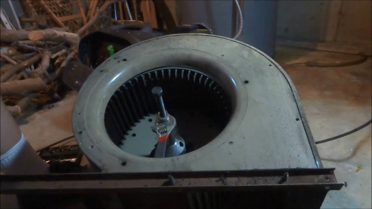Furnace tripping breaker when blower motor runs youtube for Furnace blower motor noise