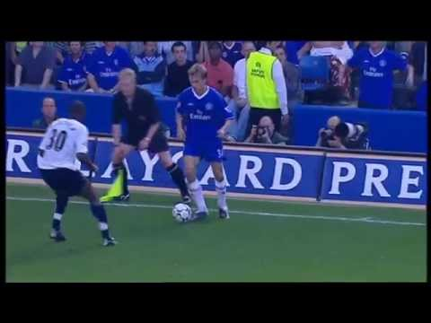 Chelsea 4-2 Spurs, 2003-04 Season - HD
