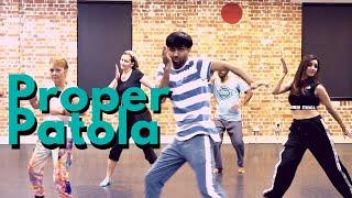 Proper Patola (Namaste England) Easy Dance Choreography by Randeep Singh | Dance Masala