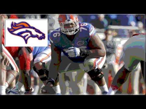 2015 NFL Draft #133 Max Garcia Denver Broncos