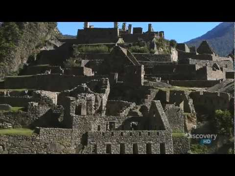 Machu Picchu Road to the Sky