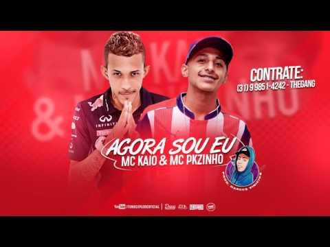 MC Kaio e MC Pkzinho - Agora sou Eu (DJ Marcus Vinicius) Lançamento 2017