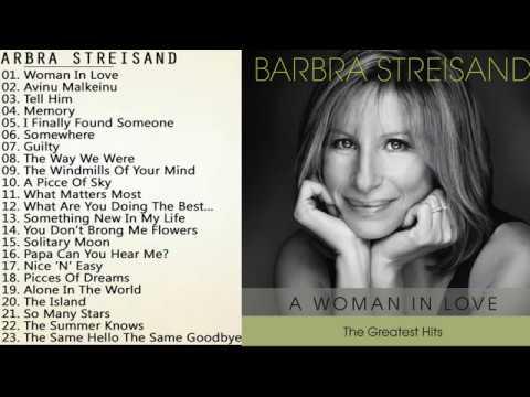 Barbra Streisand  full album 2017    Greatest Hits  Best of Barbra playlist collection