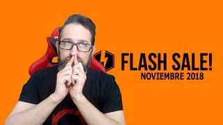 Ya llegó la FLASH SALE de Diciembre 2018