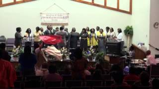 COD 1st Choir Concert-Church of Deliverance-Drench My Heart and You