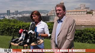 Municipales : Martine Vassal renonce à la mairie de Marseille