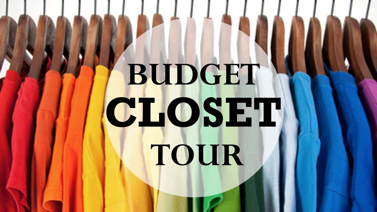 Merveilleux Budget Closet Organization Tips: For Any Closet!